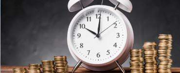 Длительность краткосрочных займов стала увеличиваться
